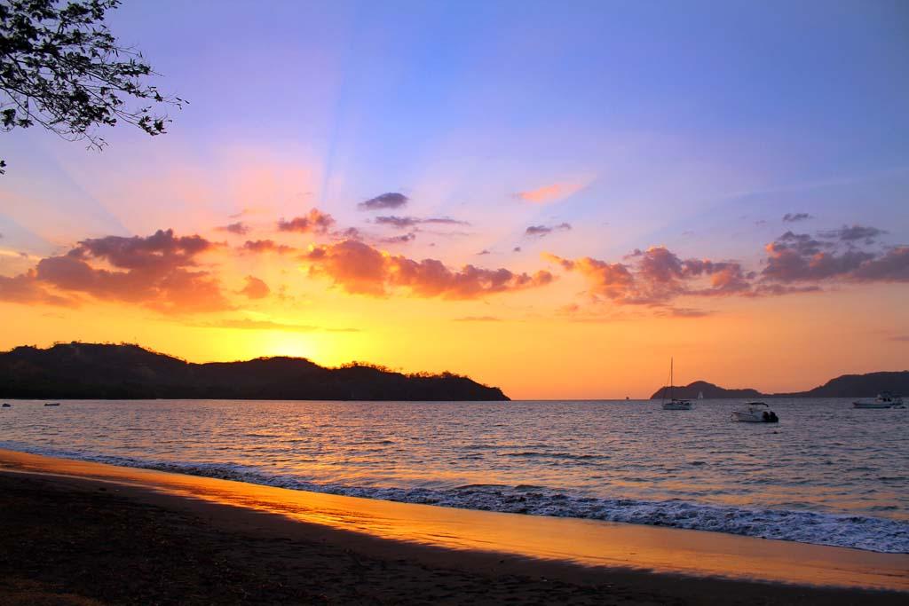 Vista de Bahía Papagayo